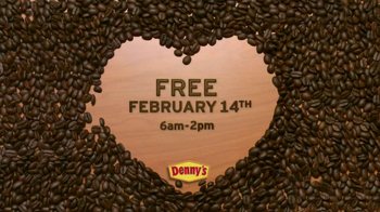 Denny's TV Spot 'Valentine's Day Coffee' - Thumbnail 8