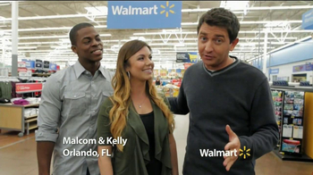 Walmart TV Spot, 'Tax Refund Time with Malcom and Kelly' - 314 commercial airings