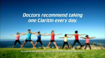 Claritin TV Spot, 'Outdoors' - Thumbnail 4