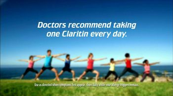 Claritin TV Spot, 'Outdoors' - Thumbnail 5