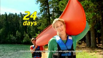 Claritin TV Spot, 'Outdoors' - Thumbnail 8