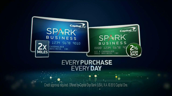 Capital One Spark Business TV Spot, 'Bjorn's Bed and Breakfast' - Thumbnail 10