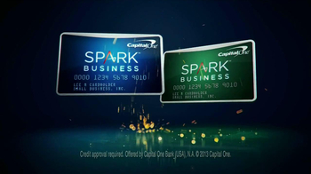 Capital One Spark Business TV Spot, 'Bjorn's Bed and Breakfast' - Thumbnail 9