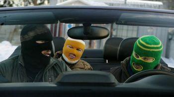2013 Volkswagen Beetle Convertible TV Spot, 'Mask' Song by Muslim Magomaev