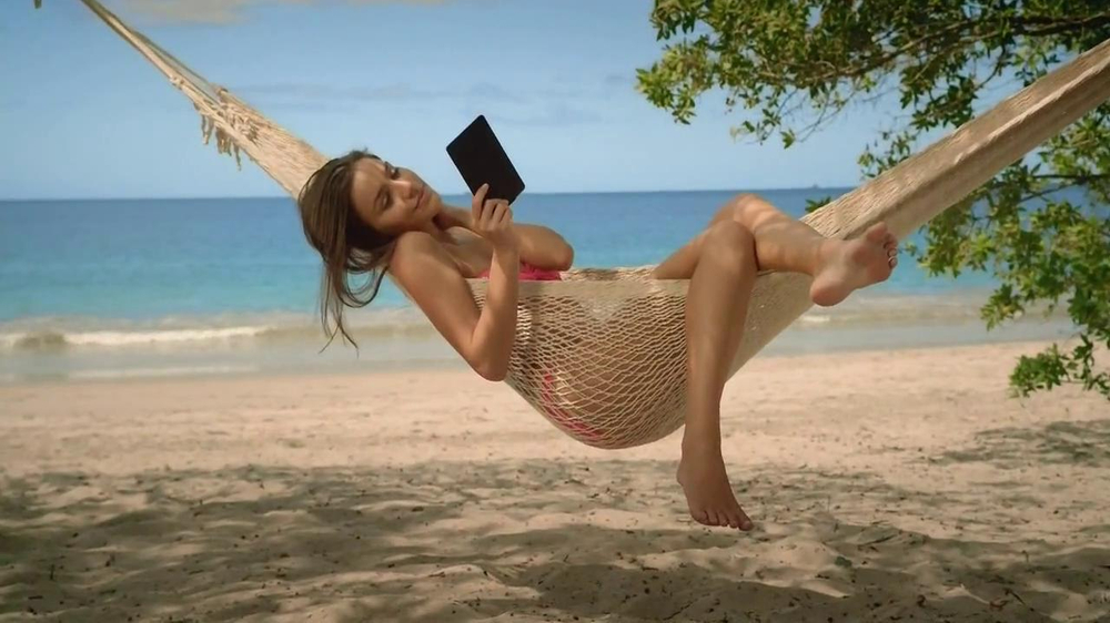 Amazon Kindle TV Commercial, 'Beaches' Song by Jens Lekman - Video