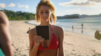 Amazon Kindle TV Spot, 'Beaches' Song by Jens Lekman - Thumbnail 8