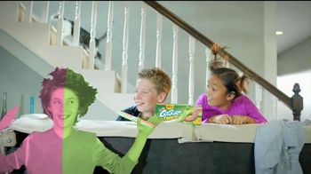 GoGurt Twisted TV Spot, 'Two Colors in Every Tube' - 834 commercial airings