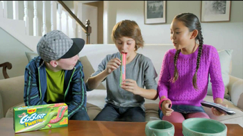 GoGurt Twisted TV Spot, 'Two Colors in Every Tube' - Thumbnail 3