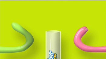 GoGurt Twisted TV Spot, 'Two Colors in Every Tube' - Thumbnail 8