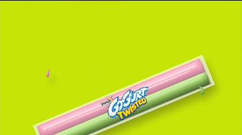 GoGurt Twisted TV Spot, 'Two Colors in Every Tube' - Thumbnail 9