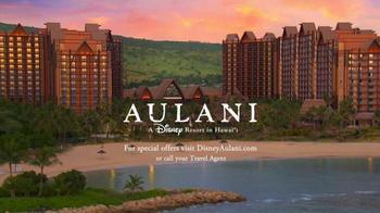Disney Aulani TV Spot, 'Imagine' - Thumbnail 10