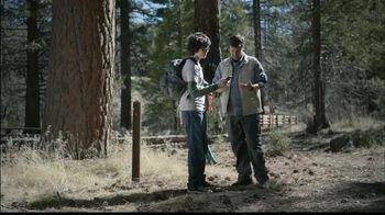 Verizon 4G LTE TV Spot, 'Woods'