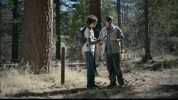Verizon 4G LTE TV Spot, 'Woods'