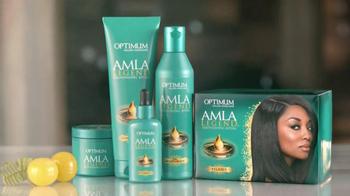 Optimum Amla Legend Hair Care TV Spot, 'Leave Damaged Hair Behind' - Thumbnail 4
