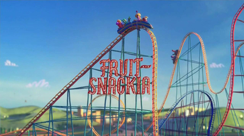 Fruitsnackia TV Spot, 'Roller Coaster' - Thumbnail 1