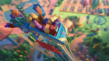 Fruitsnackia TV Spot, 'Roller Coaster' - Thumbnail 2