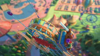 Fruitsnackia TV Spot, 'Roller Coaster' - Thumbnail 3