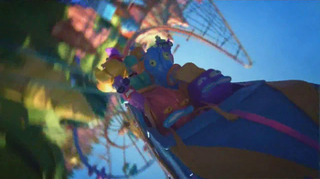 Fruitsnackia TV Spot, 'Roller Coaster' - Thumbnail 4