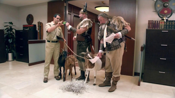 Capital One Spark Business TV Spot, 'Boris, Boris and Goat Law Offices'