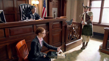 Capital One Spark Business TV Spot, 'Boris, Boris and Goat Law Offices' - Thumbnail 7