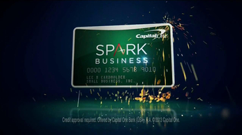 Capital One Spark Business TV Spot, 'Boris, Boris and Goat Law Offices' - Thumbnail 8