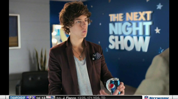 Pepsi TV Spot, 'Tryout' Featuring Drew Brees and One Direction - Thumbnail 2