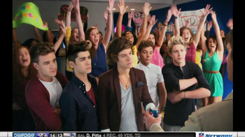 Pepsi TV Spot, 'Tryout' Featuring Drew Brees and One Direction - Thumbnail 6