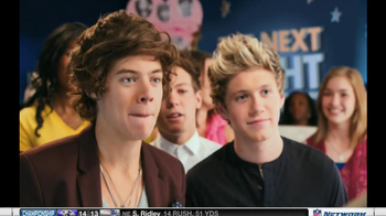 Pepsi TV Spot, 'Tryout' Featuring Drew Brees and One Direction - Thumbnail 9