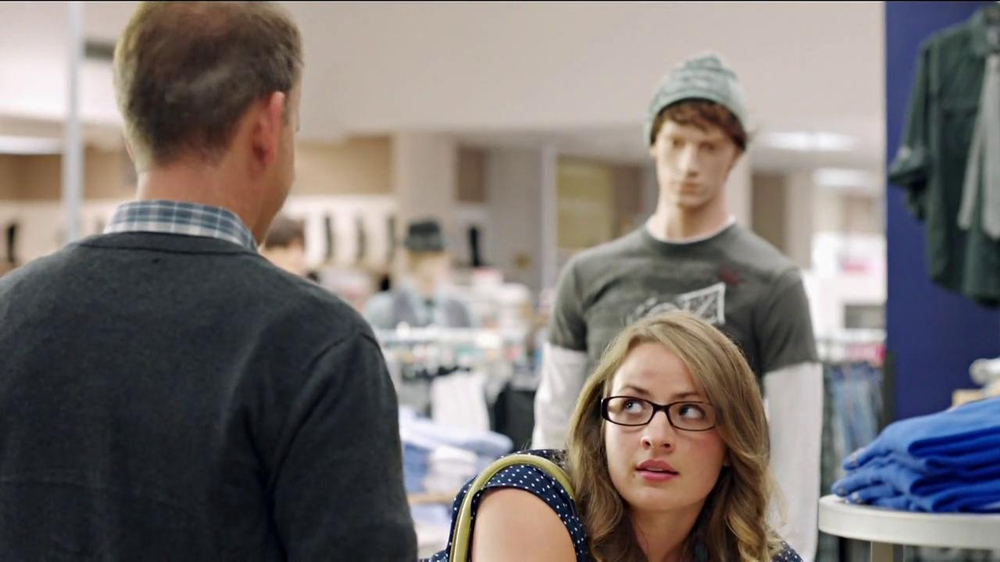 Sears Optical TV Commercial, 'That's a Mannequin'