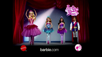 Barbie in the Pink Shoes TV Spot - Thumbnail 8