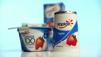Yoplait TV Spot, 'Weight Watchers Endorsed'