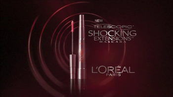 L'Oreal Telescopic Shocking Extensions Mascara TV Spot, 'Look No Further' Featuring Lea Michele - Thumbnail 10