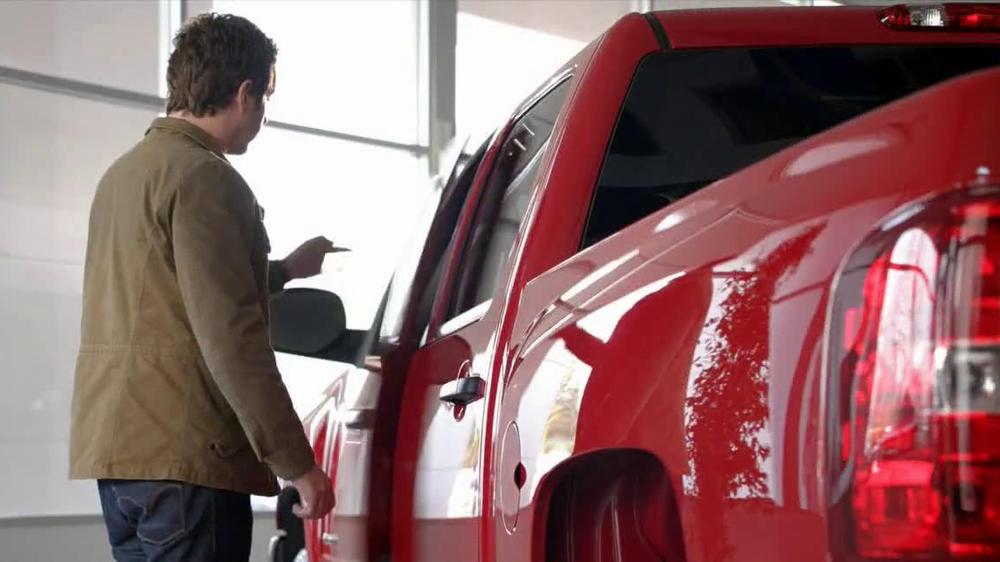 Chevy Truck Month TV Commercial, 'Doors' - iSpot.tv