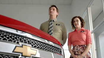 Chevy Truck Month TV Spot, 'Doors' - 18 commercial airings
