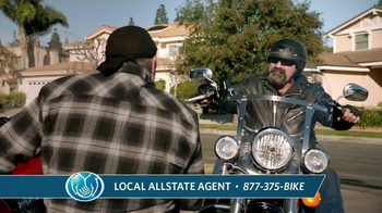 Allstate Genuine Parts Gurantee TV Spot, 'Back in the Saddle' - Thumbnail 3
