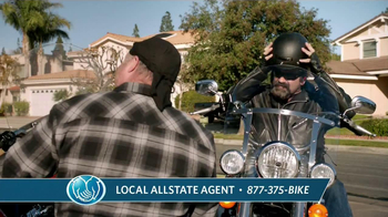 Allstate Genuine Parts Gurantee TV Spot, 'Back in the Saddle' - Thumbnail 4