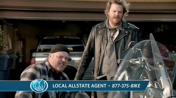 Allstate Genuine Parts Gurantee TV Spot, 'Back in the Saddle' - Thumbnail 5