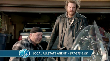 Allstate Genuine Parts Gurantee TV Spot, 'Back in the Saddle' - Thumbnail 6