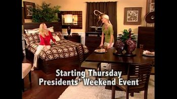 Mor Furniture Presidents' Weekend Event TV Spot, 'Dollars and Cents'
