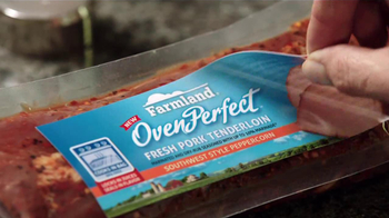 Farmland Oven Perfect TV Spot, 'Brand New Bag' Song by James Brown - Thumbnail 3