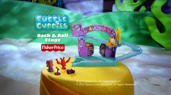 Bubble Guppies Rock & Roll Stage TV Spot  - Thumbnail 9
