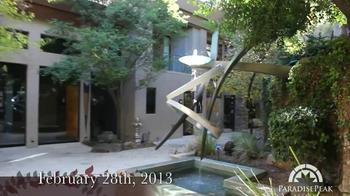 Paradise Peak Estate TV Spot - Thumbnail 3