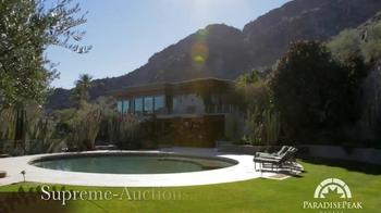 Paradise Peak Estate TV Spot - Thumbnail 4