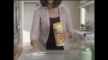 Clorox Cleaners TV Spot, 'Fight the Flu' - Thumbnail 2