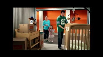 Public Storage TV Spot, 'Crib' - Thumbnail 1
