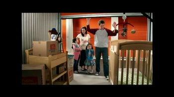 Public Storage TV Spot, 'Crib'