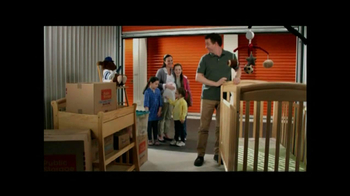 Public Storage TV Spot, 'Crib' - Thumbnail 4