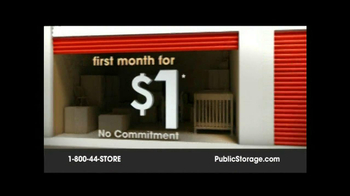 Public Storage TV Spot, 'Crib' - Thumbnail 7