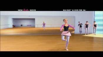 Barbie in the Pink Shoes Home Entertainment TV Spot - 922 commercial airings