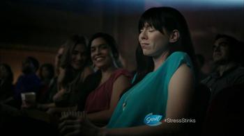 Secret Clinical Strength TV Spot, 'Stress Sweat: Movie Theater' - Thumbnail 2